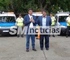 Jorge Macri presentó las nuevas camionetas del área de Tránsito 1