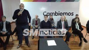 Mesa Cambiemos Vicente López 1