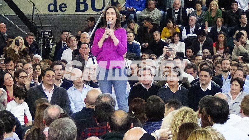 Cambiemos cerró campaña en Vicente López 1