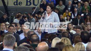 Cambiemos cerró campaña en Vicente López 2