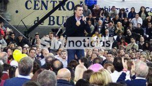 Cambiemos cerró campaña en Vicente López 3