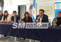 Federico Gelay oficializó su respaldo a la lista local de Unidad Ciudadana