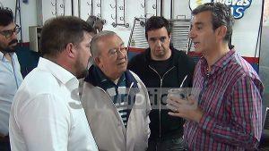 Florencio Randazzo junto a Gustavo Torres 2