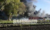 incendio trenes