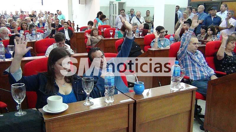 San Martín - Aprobaron las ordenanzas Fiscal e Impositiva