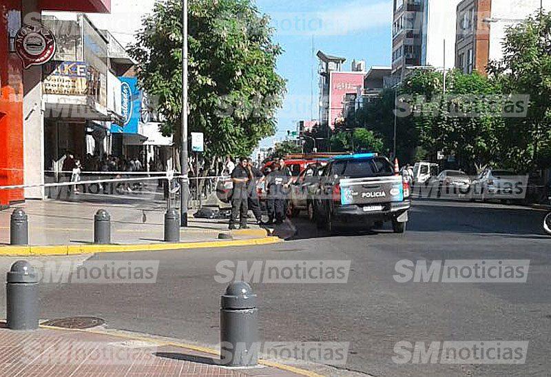 Suicidio en San Miguel: Una mujer se arrojó de un décimo piso