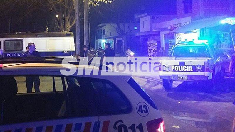 Una mujer discutió con su esposo y lo mató de una puñalada en Pilar