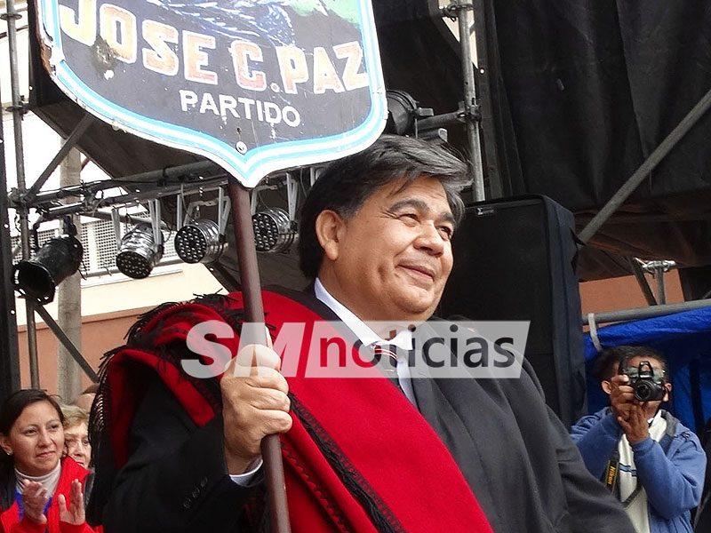 Atornillado al sillón: Mario Ishii va por cuatro años más de mandato en José C. Paz