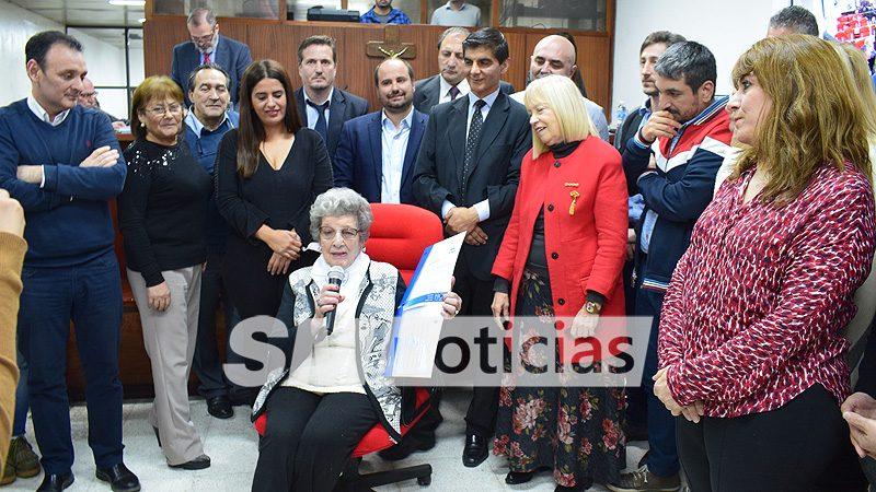 El Concejo Deliberante celebró la candidatura al Nobel de la Paz de las Abuelas de Plaza de Mayo