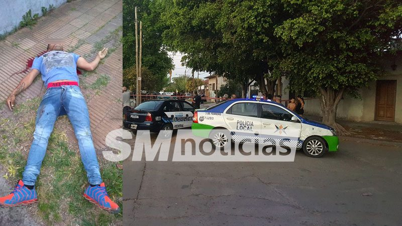 Delincuente abatido tras intento de robo a dos policías