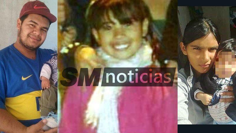 Hallaron el cuerpo sin vida de Sheila Ayala y los tios confesaron el crimen