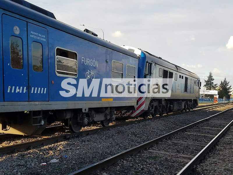 Dejaron siete granadas sin espoletas debajo de un tren en José C. Paz