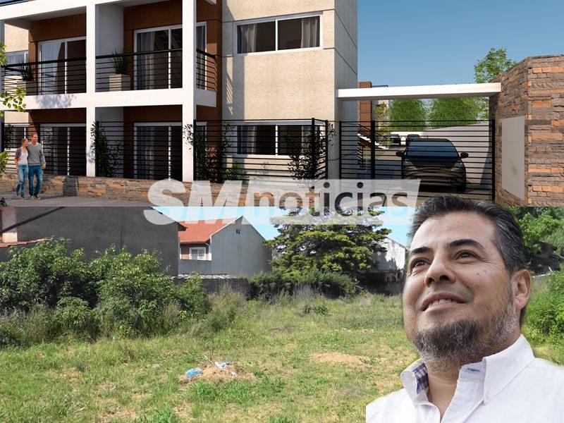 Denuncian a precandidato a intendente de San Miguel por megaestafa inmobiliaria