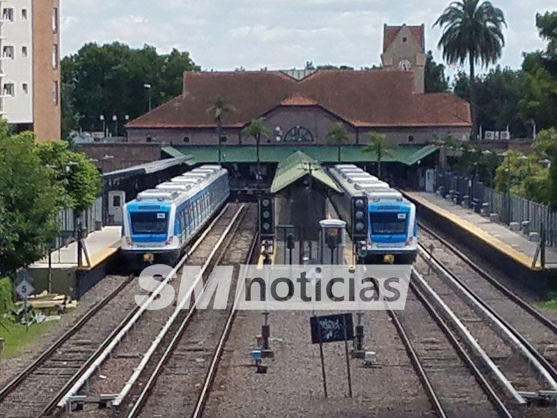 Se suspendió la renovación de vias y los trenes del Mitre llegarán a Retiro