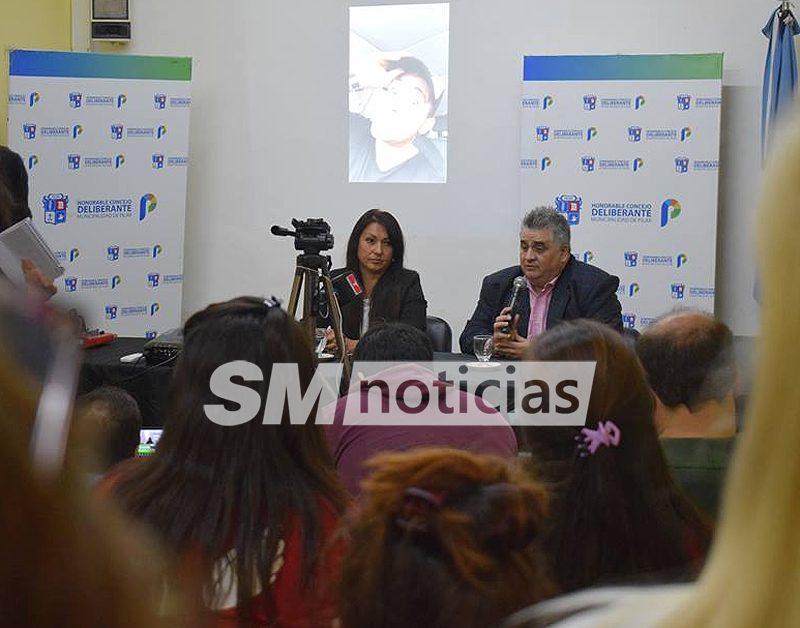 Inés Ricci denunció acoso y agresiones por parte de un conocido vecino de Tres de Febrero