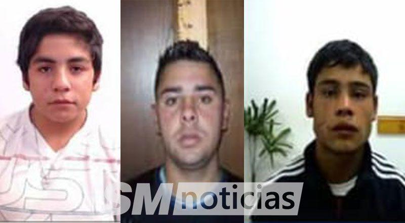 Fugaron tres presos de San Martín, dos de ellos son homicidas