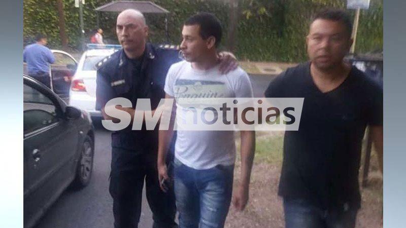 Detuvieron a pareja de policías por el crimen de un joven a la salida de un bar de Muñiz