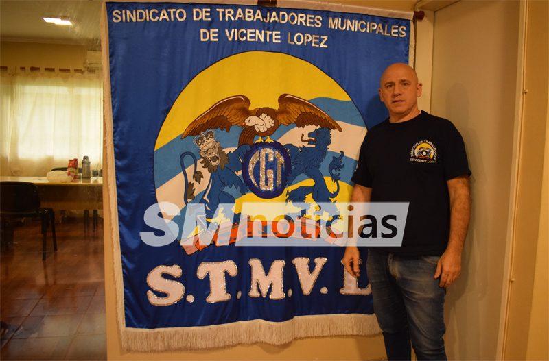 """Buscaremos un aumento """"que sea favorable al trabajador e implementar una clausula gatillo"""", afirmó Pirillo"""