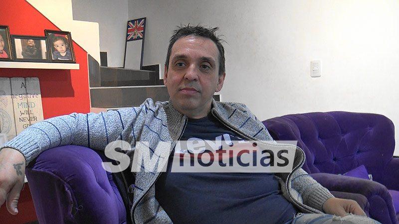 """""""Podemos hacerlo mejor"""": Marcelo de Ballester, desde las redes a la construcción de un proyecto municipal"""