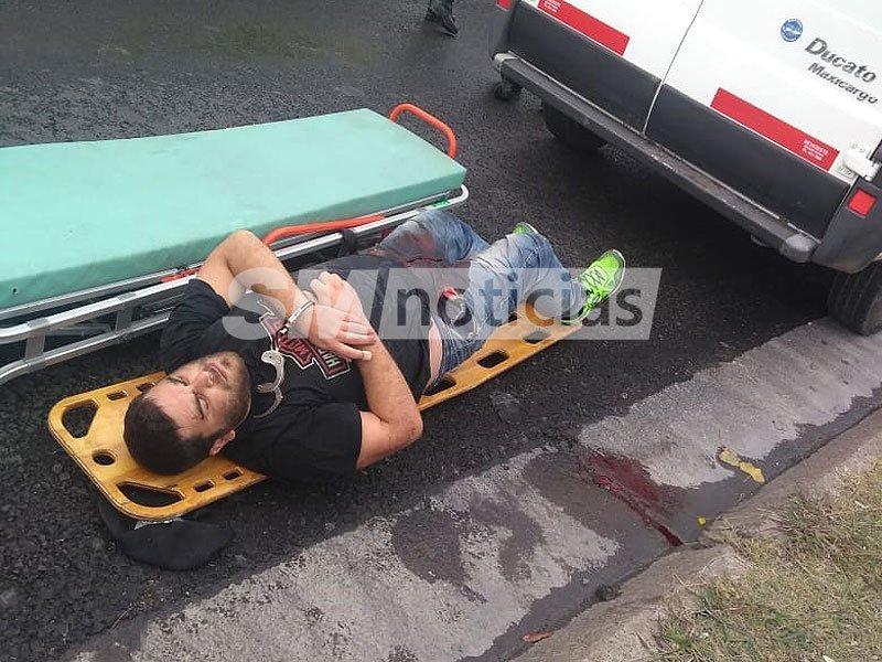 Un ladrón muerto y otro herido tras robo en supermercado de Martín Coronado
