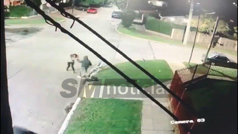 Violento robo a dos chicas en la noche de San Miguel