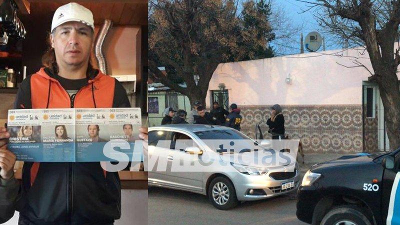 Detuvieron a un candidato K de San Miguel por estafas con tarjetas de crédito