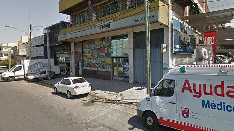 Un abuelo se descompensó y murió en las oficinas de PAMI de San Martín