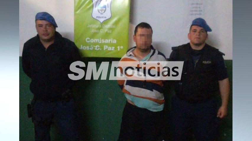 ¿Quién es el hombre que violó a su hija en el COTO de José C. Paz?