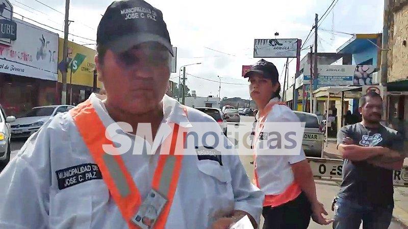 José C. Paz con sus propias leyes: Retienen ilegalmente las licencias de conducir