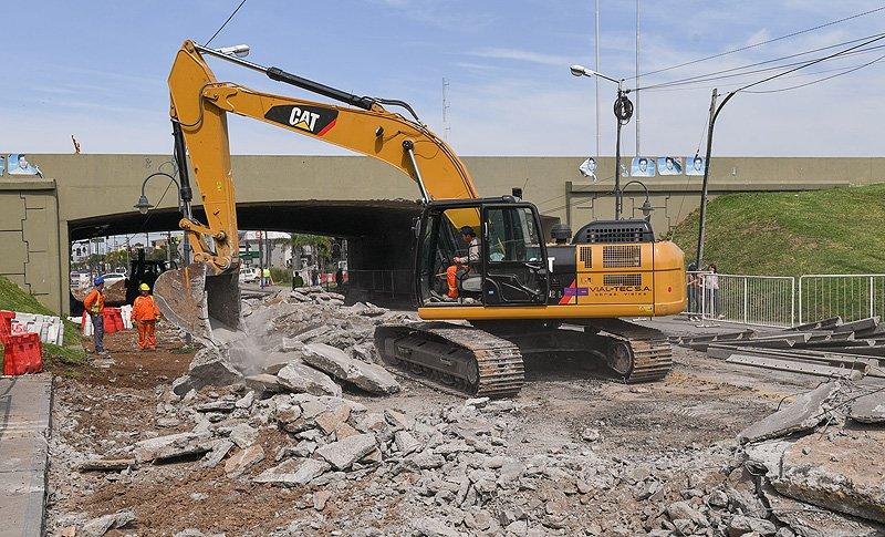 El Municipio de San Fernando reorienta el tránsito por obras en Acceso Norte y Avellaneda - SMnoticias