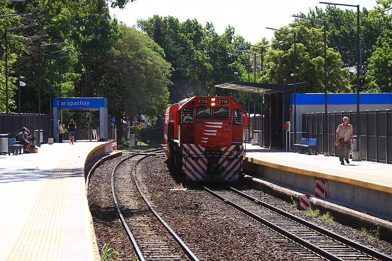 Renovada, reabre la estación Carapachay del ferrocarril Belgrano Norte - SMnoticias