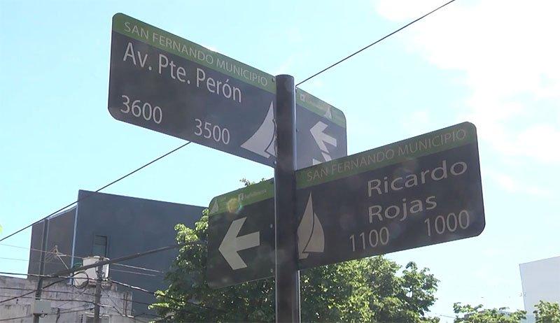 San Fernando realiza cambios en sus calles para mejorar la circulación y brindar más seguridad - SMnoticias