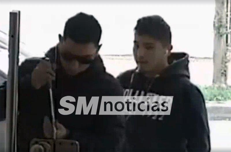 Ladrones 'abrepuertas' robaron con impunidad en Caseros - SMnoticias