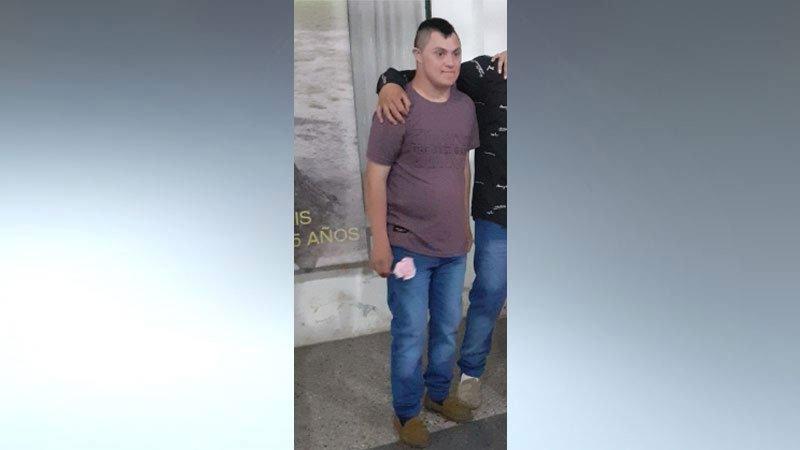 Apareció Esteban, el chico con síndrome de Down desaparecido en San Miguel