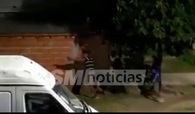 Terrible tiroteo por el control narco de barrios de Ituzaingó