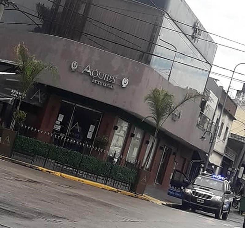 La nieta de Lía Crucet denunció por abuso sexual al dueño de un restaurante de Villa Martelli