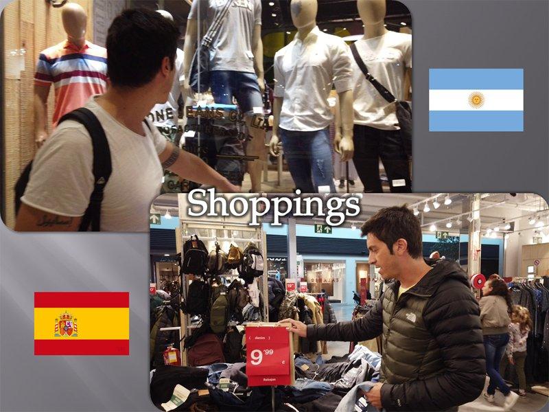 ¿Dónde es más caro comprar? Shopping de España vs. Shopping de Argentina